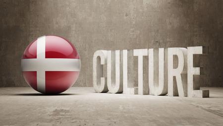 Denmark High Resolution Culture Concept Stock Photo