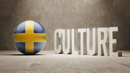Sweden High Resolution Culture Concept