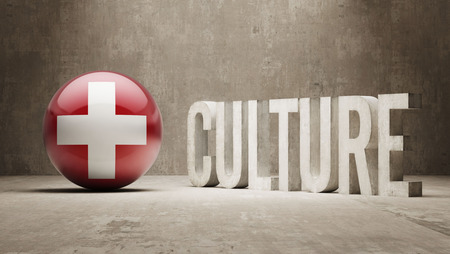 Switzerland High Resolution Culture Concept Stock Photo