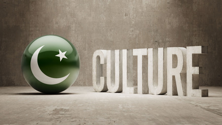 Pakistan High Resolution Culture Concept