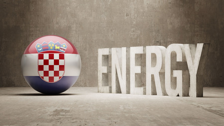 Croatia High Resolution Energy  Concept photo
