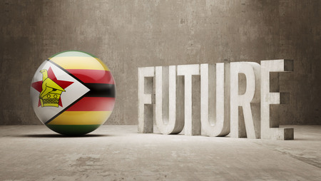 zimbabwe: Zimbabwe High Resolution Future  Concept