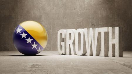 herzegovina: Bosnia and Herzegovina High Resolution Growth  Concept