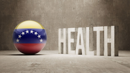 Venezuela High Resolution Health  Concept Stock Photo - 27194566