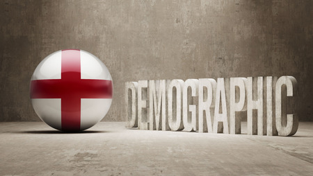 demographic: England High Resolution Demographic  Concept