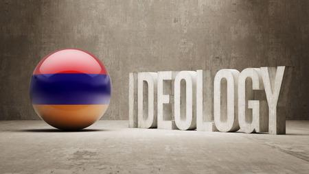dogma: Armenia High Resolution Ideology  Concept
