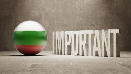weighty: Bulgaria High Resolution Important  Concept