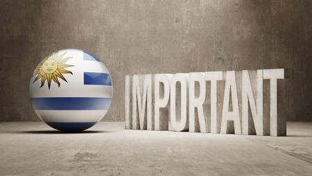 ponderous: Uruguay High Resolution Important  Concept