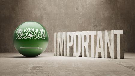 ponderous: Saudi Arabia High Resolution Important  Concept