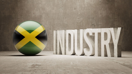 manufactory: Jamaica High Resolution Industry Concept