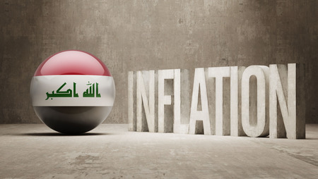 inflation: Iraq High Resolution Inflation Concept