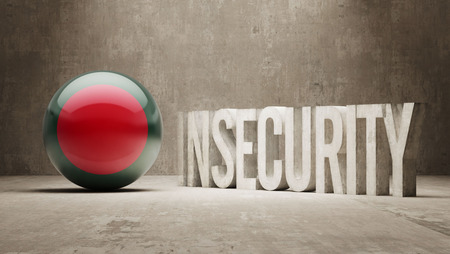 insecurity: Bangladesh High Resolution Insecurity Concept