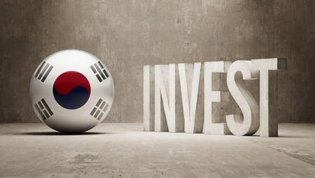 strategist: South Korea High Resolution Invest Concept