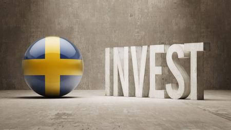 invest: Sweden High Resolution Invest Concept