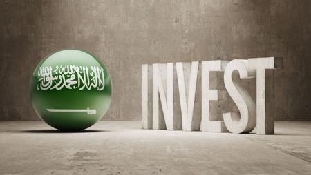 strategist: Saudi Arabia High Resolution Invest Concept