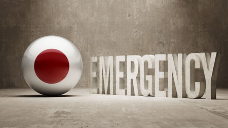 health care funding: Japan High Resolution Emergency  Concept
