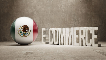 Mexico High Resolution E-Commerce  Concept photo
