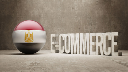 Egypt High Resolution E-Commerce  Concept photo