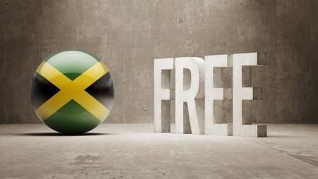 gratuity: Jamaica High Resolution Free  Concept