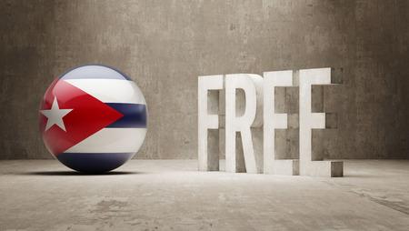 gratuity: Cuba High Resolution Free  Concept