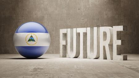 imminent: Nicaragua High Resolution Future  Concept Stock Photo