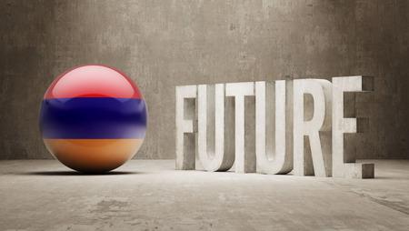 armenian: Armenia High Resolution Future  Concept