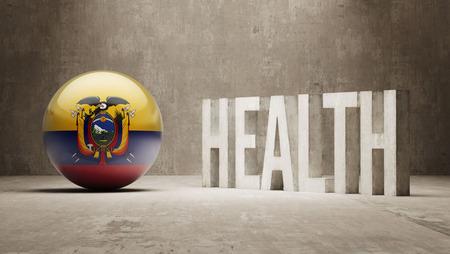Ecuador High Resolution Health  Concept Stock Photo - 27199816