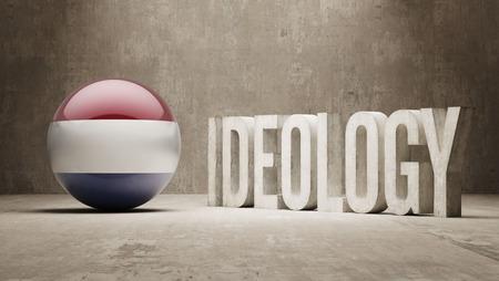 dogma: Netherlands High Resolution Ideology  Concept Stock Photo