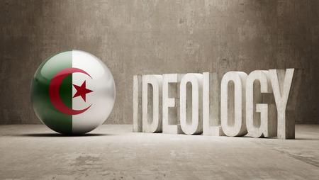 dogma: Algeria High Resolution Ideology  Concept
