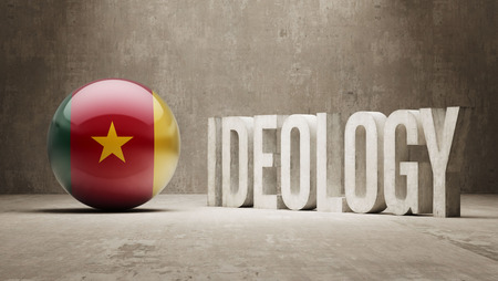 cameroon: Cameroon High Resolution Ideology  Concept Stock Photo