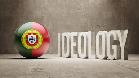 ideology: Portugal High Resolution Ideology  Concept