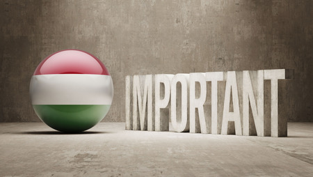ponderous: Hungary High Resolution Important  Concept