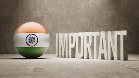 ponderous: India High Resolution Important  Concept