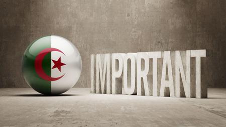 ponderous: Algeria High Resolution Important  Concept