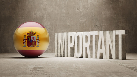 weighty: Spain High Resolution Important  Concept