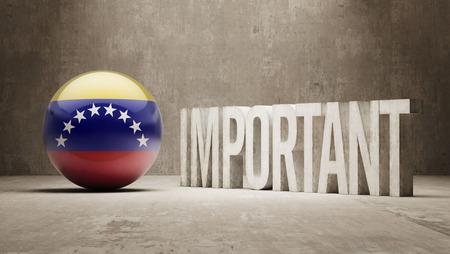 ponderous: Venezuela High Resolution Important  Concept