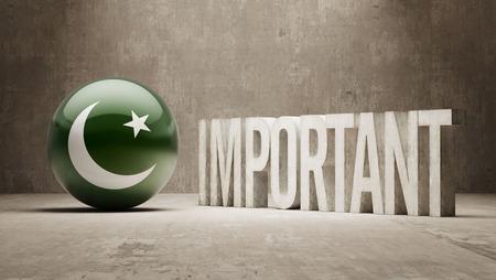 ponderous: Pakistan High Resolution Important  Concept