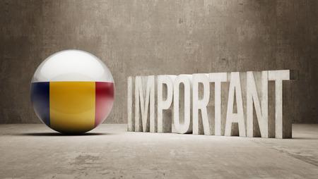 ponderous: Romania High Resolution Important  Concept Stock Photo