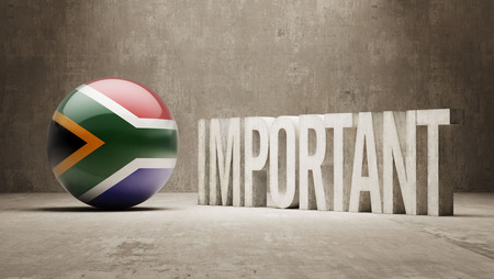 ponderous: South Africa High Resolution Important  Concept