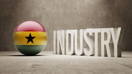 manufactory: Ghana High Resolution Industry Concept