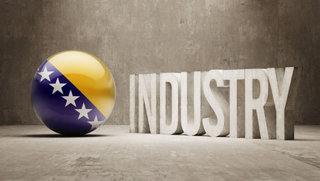 manufactory: Bosnia and Herzegovina High Resolution Industry Concept