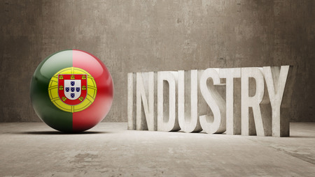 manufactory: Portugal High Resolution Industry Concept