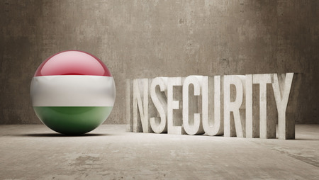 risky: Hungary High Resolution Insecurity Concept