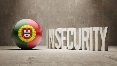 insecurity: Portugal High Resolution Insecurity Concept