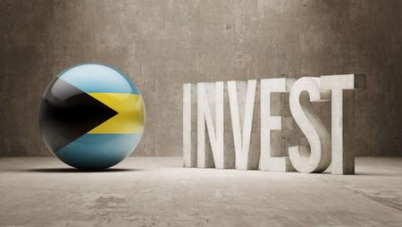 strategist: Bahamas High Resolution Invest Concept