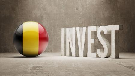 strategist: Belgium High Resolution Invest Concept