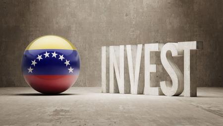 strategist: Venezuela High Resolution Invest Concept