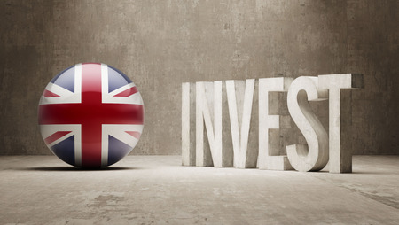 United Kingdom High Resolution Invest Concept