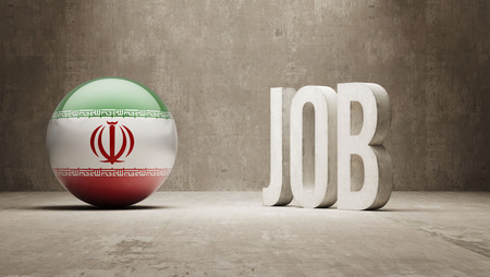 Iran High Resolution Job Concept photo