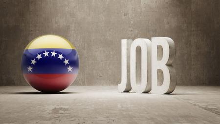 classified ad: Venezuela High Resolution Job Concept